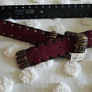 Ladies belt. SASSAFRAS